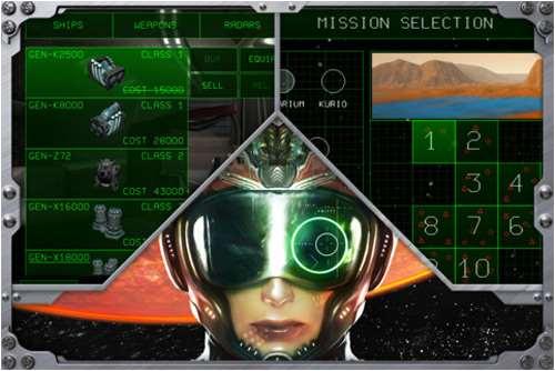 fractal combat iphone game