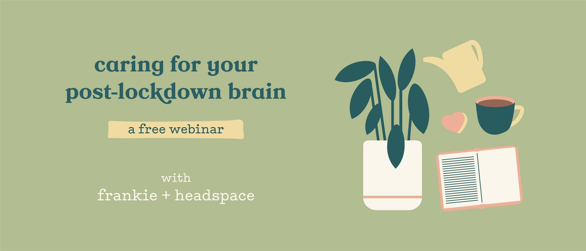 headspace event promo