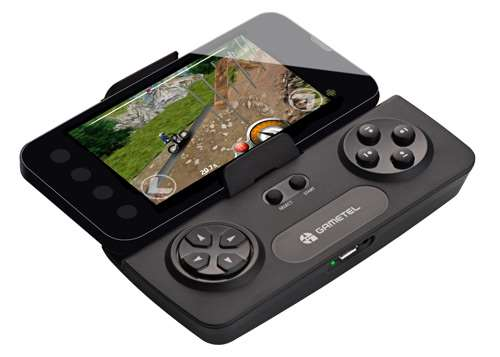 Gametel wireless controller