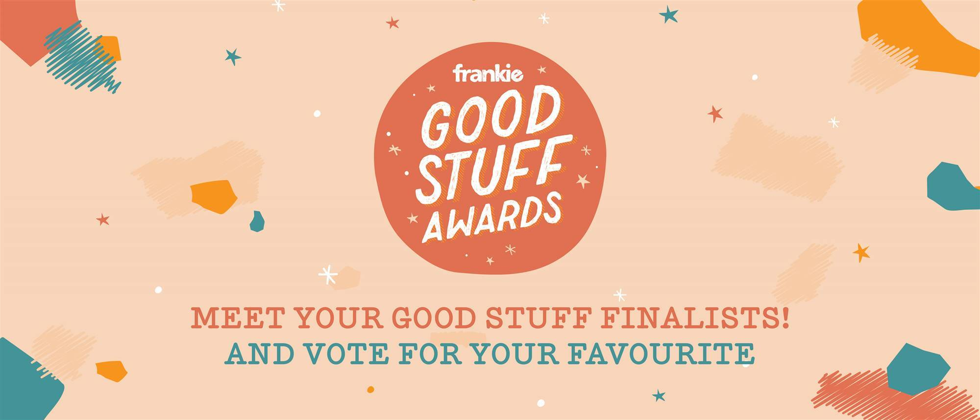 Good Stuff - voting open
