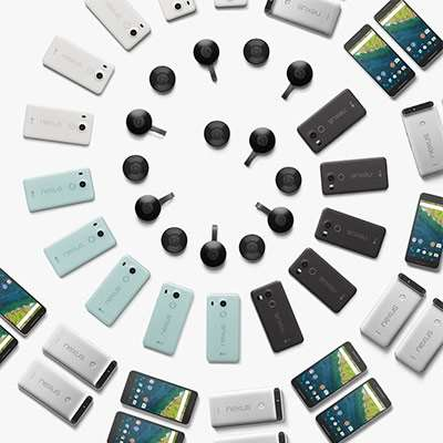 Five new Google products announced at Nexus event - Mobility - CRN
