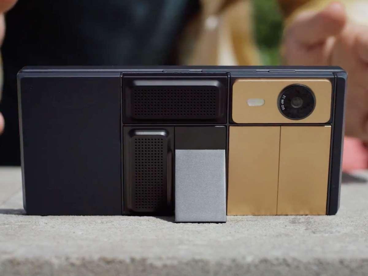 Modular Smartphone: Google's ProjectARA Back To The Drawing Board