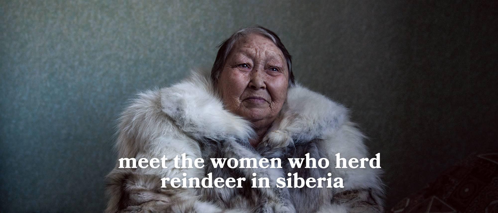 homepage slider reindeer women