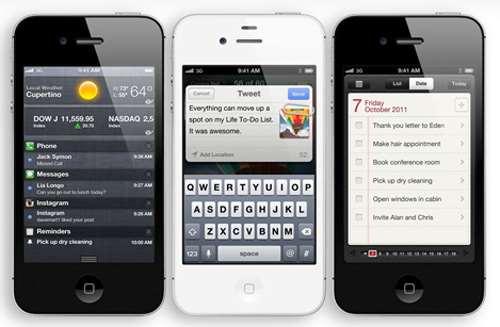 iphone 4S iOS 5