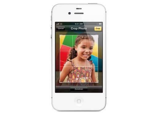 iphone crop photo