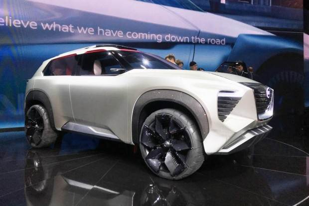 Nissan's luxury brand Infinity transitioning to electric luxury brand
