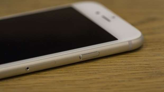 Apple iPhone 6s review: Power button