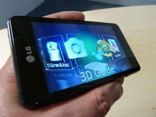 MWC 2012 – LG Optimus 3D Max hands-on - Stuff