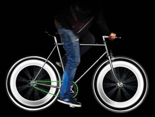 mathmos bike wheel lights kitsch gift guide