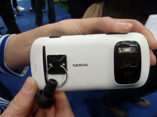 nokia 808 pureview hands on review