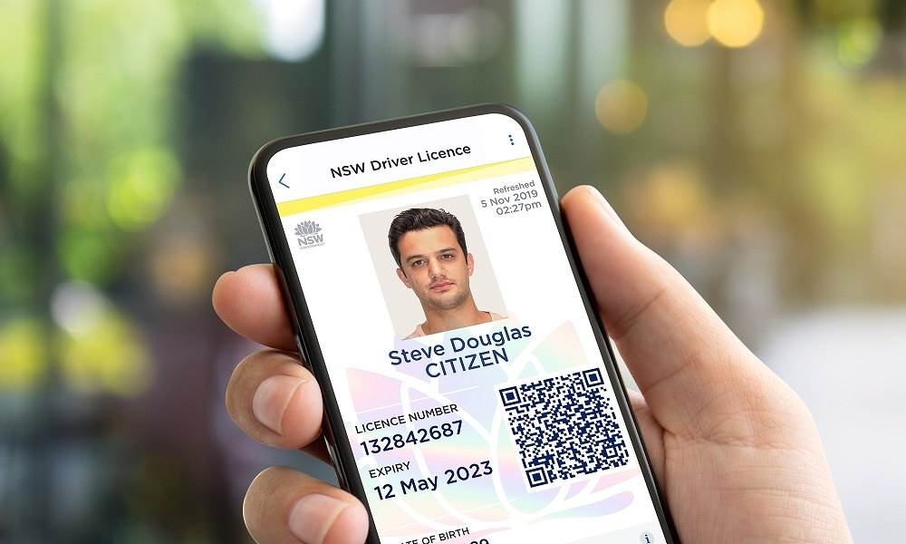 NSW digital driver's licences to get greater sway in identity proof test