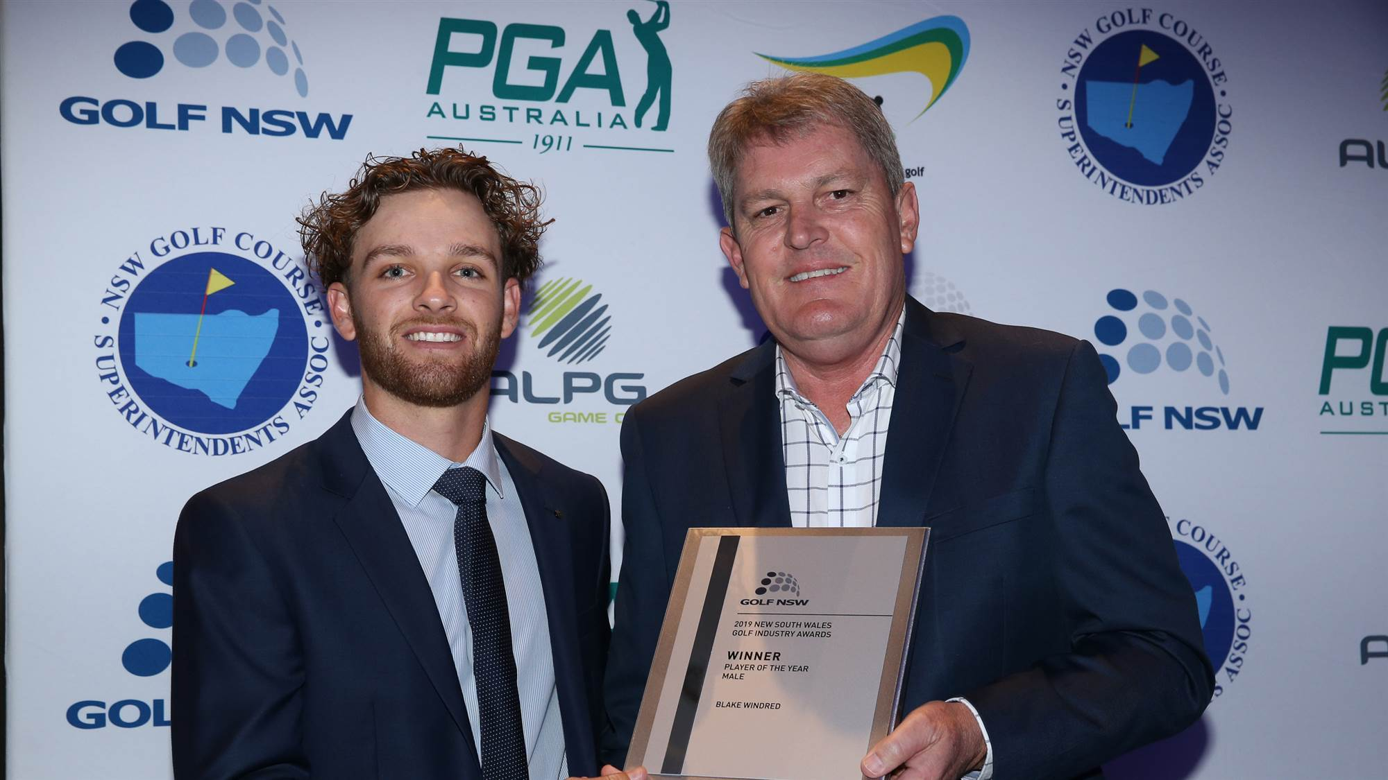 State's finest recognised at NSW Golf Industry Awards