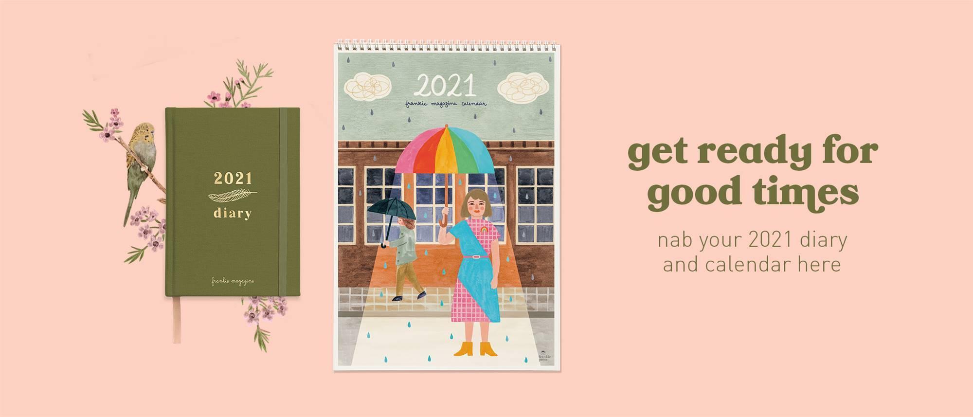 diary and calendar on sale