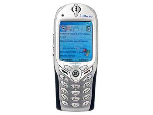 Orange SPV E100 HTC gadget flashback