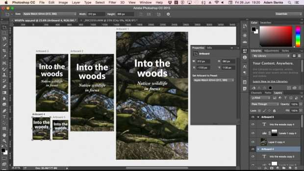Adobe Photoshop CC 2015 review - Software - Business IT