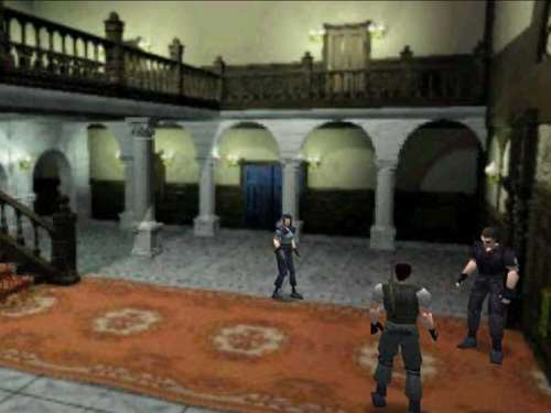 resident evil best playstation games