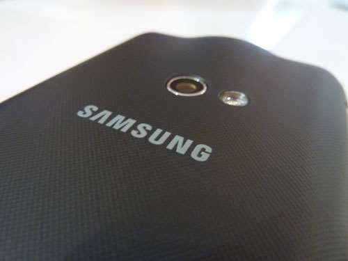 samsung galaxy beam hands on review