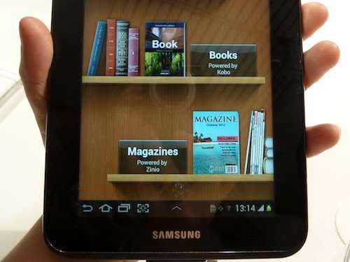 samsung galaxy tab 2 7.0 review hands on