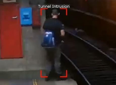 Sydney Trains runs AI over CCTV footage to detect trespassers