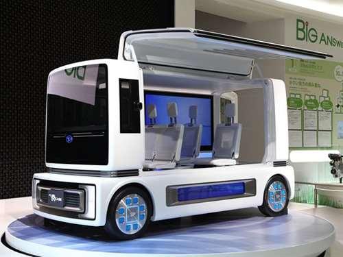 5 of the best Tokyo Motor Show concept cars – Daihatsu FC ShoCase