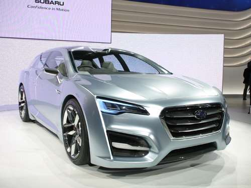 5 of the best Tokyo Motor Show concept cars – Subaru Advanced Tourer