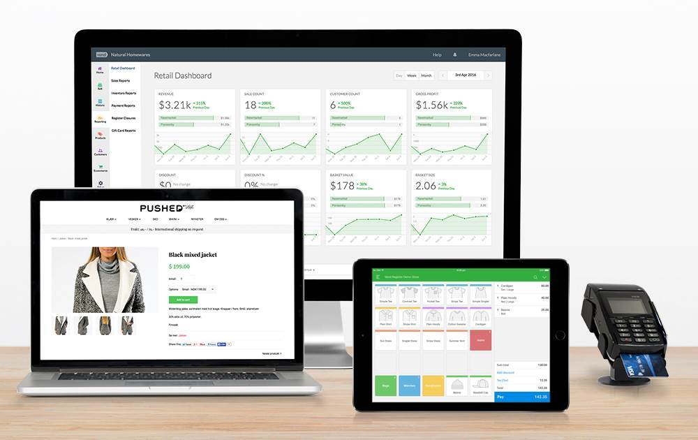 Vend Adds Ai To Pos System Services Software Business It