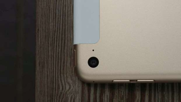 iPad Air 2 review: Rear camera