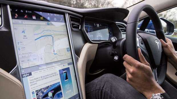 Tesla Model S autonomous review: We go