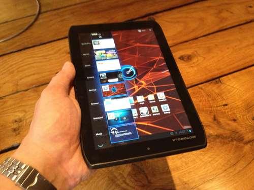 Motorola Xoom 2 Media Edition (Product Tests)