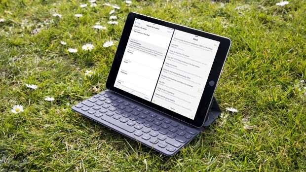 Apple iPad Pro 9.7 multitasking