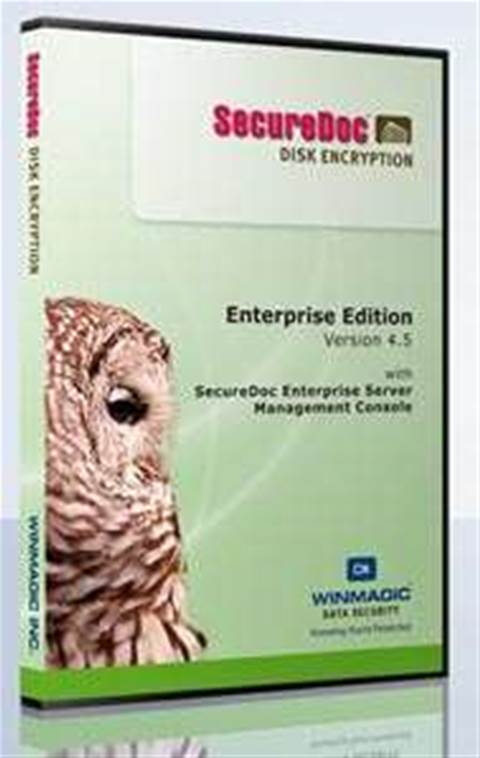 Review: WinMagic SecureDoc Enterprise 4 5 - Security - iTnews