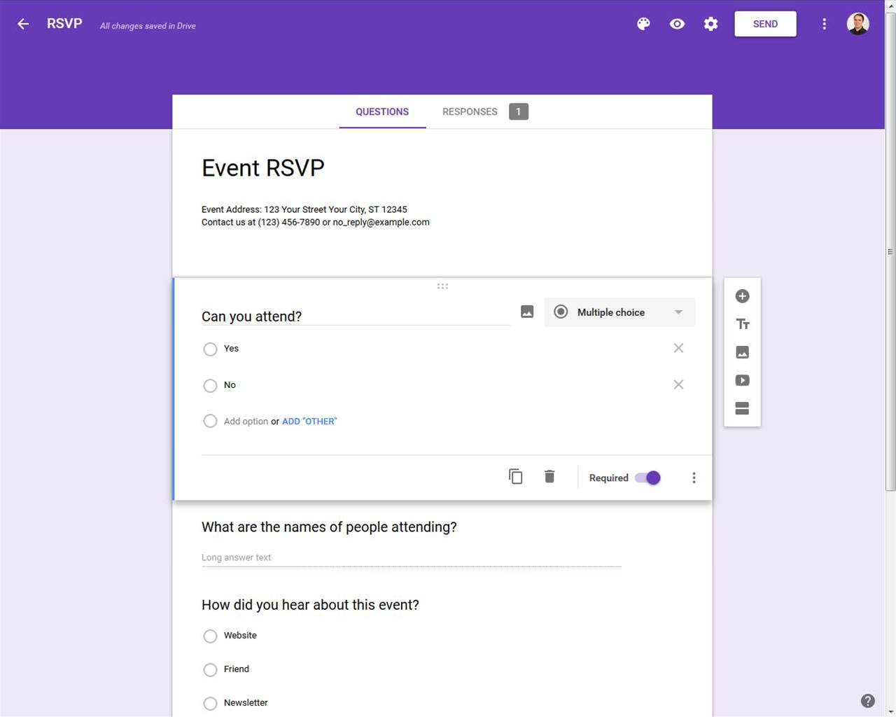 Seven Tips For Creating Great Google Forms And Surveys Software - Google docs forms