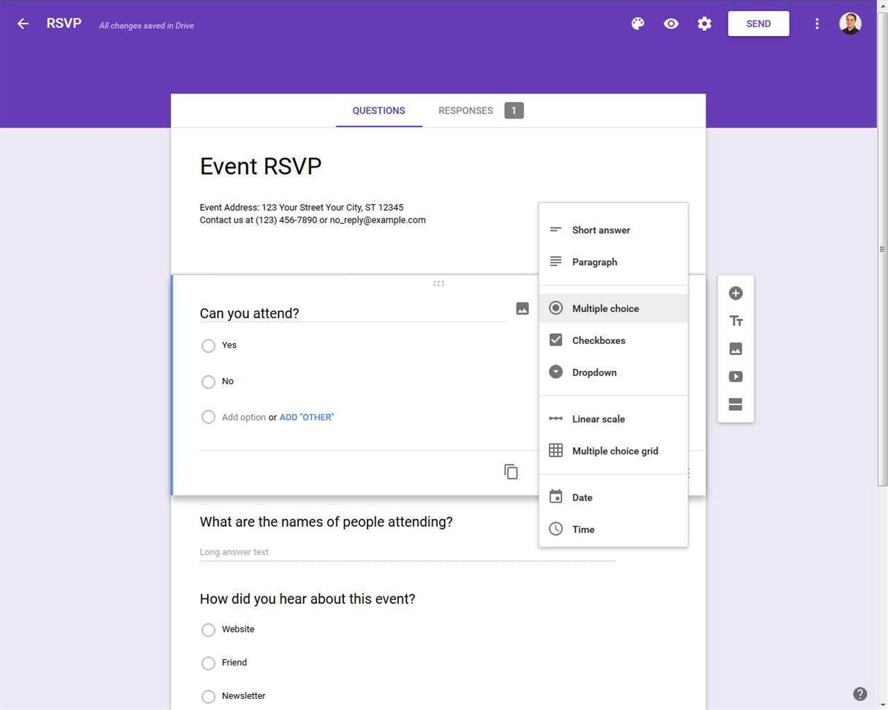 Seven Tips For Creating Great Google Forms And Surveys Software