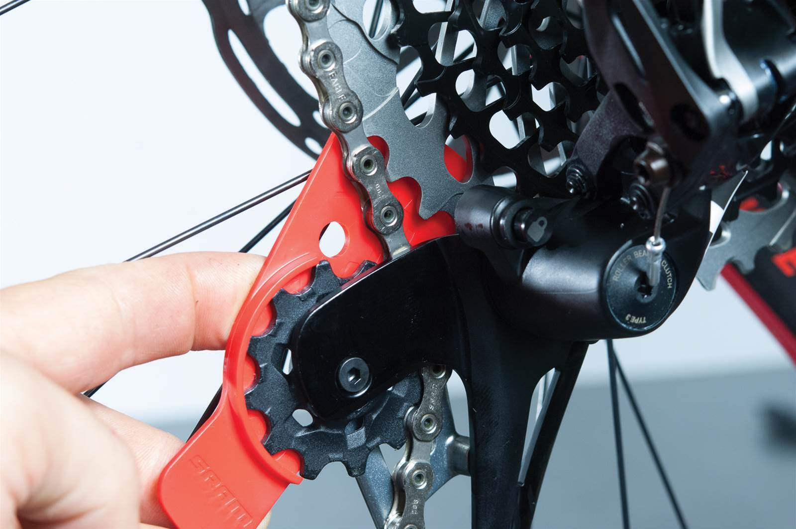 How To Set Up Sram Eagle Australian Mountain Bike The Home For Rear Derailleur Diagram Last Limit Screw Adjust On Mech Is B Tension This You Will Need Compress End Desired Sag Position