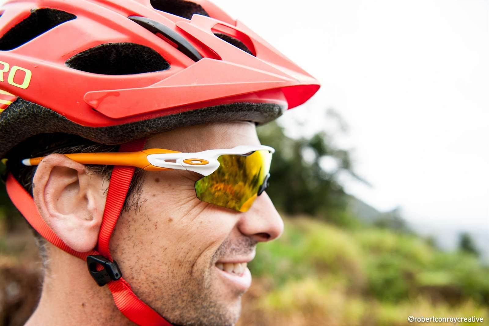 0239b6ea9 Oakley Radar's are now a classic pair of sunglasses in cycling circles.  Constantly evolving we put one of the current models to the test.