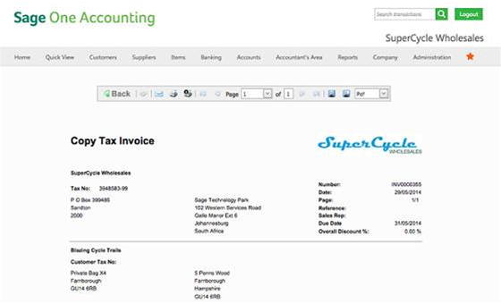 Nine affordable invoicing apps compared - Services