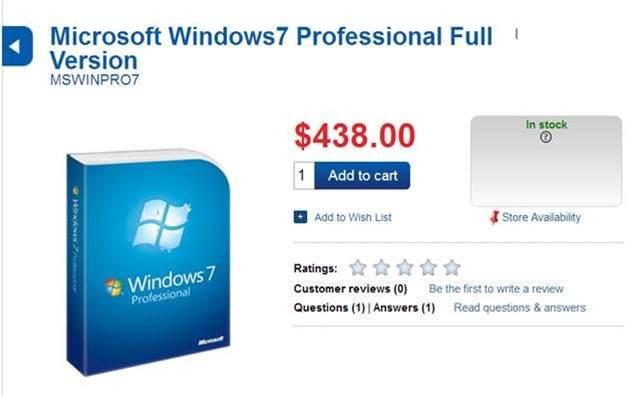 buy windows 7 full