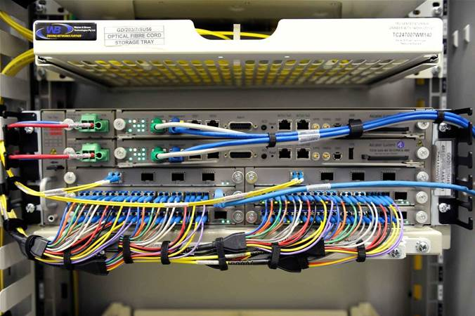 Photos: A look inside an NBN exchange - Telco/ISP - iTnews