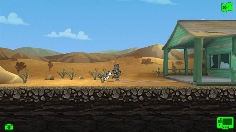 E3 2016: Fallout Shelter screenshots