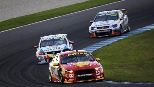 V8 Supercars Inside Sport