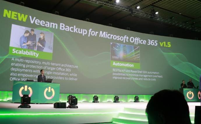 Veeam challenges Veritas and Commvault with new backup tools