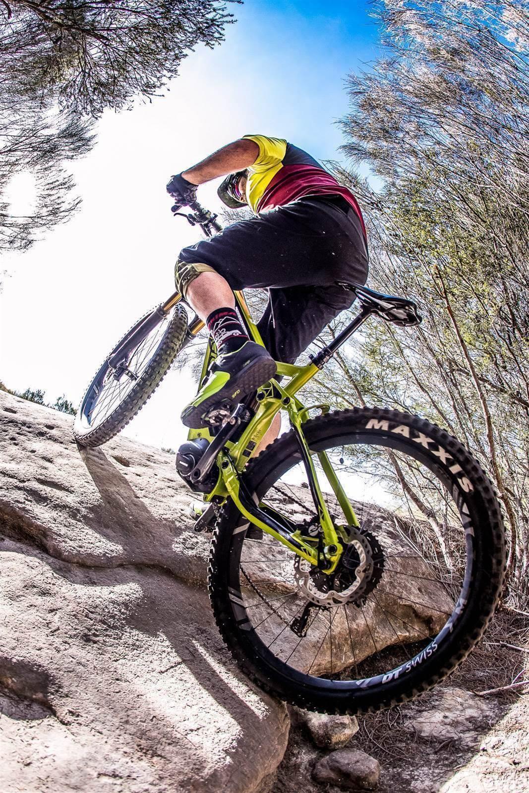 TESTED: Merida E-One Sixty 900E - Australian Mountain Bike | The