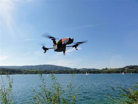ATSB can now use drones for investigations - Training & Development