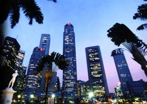 Intel, Micron open NAND flash facility in Singapore