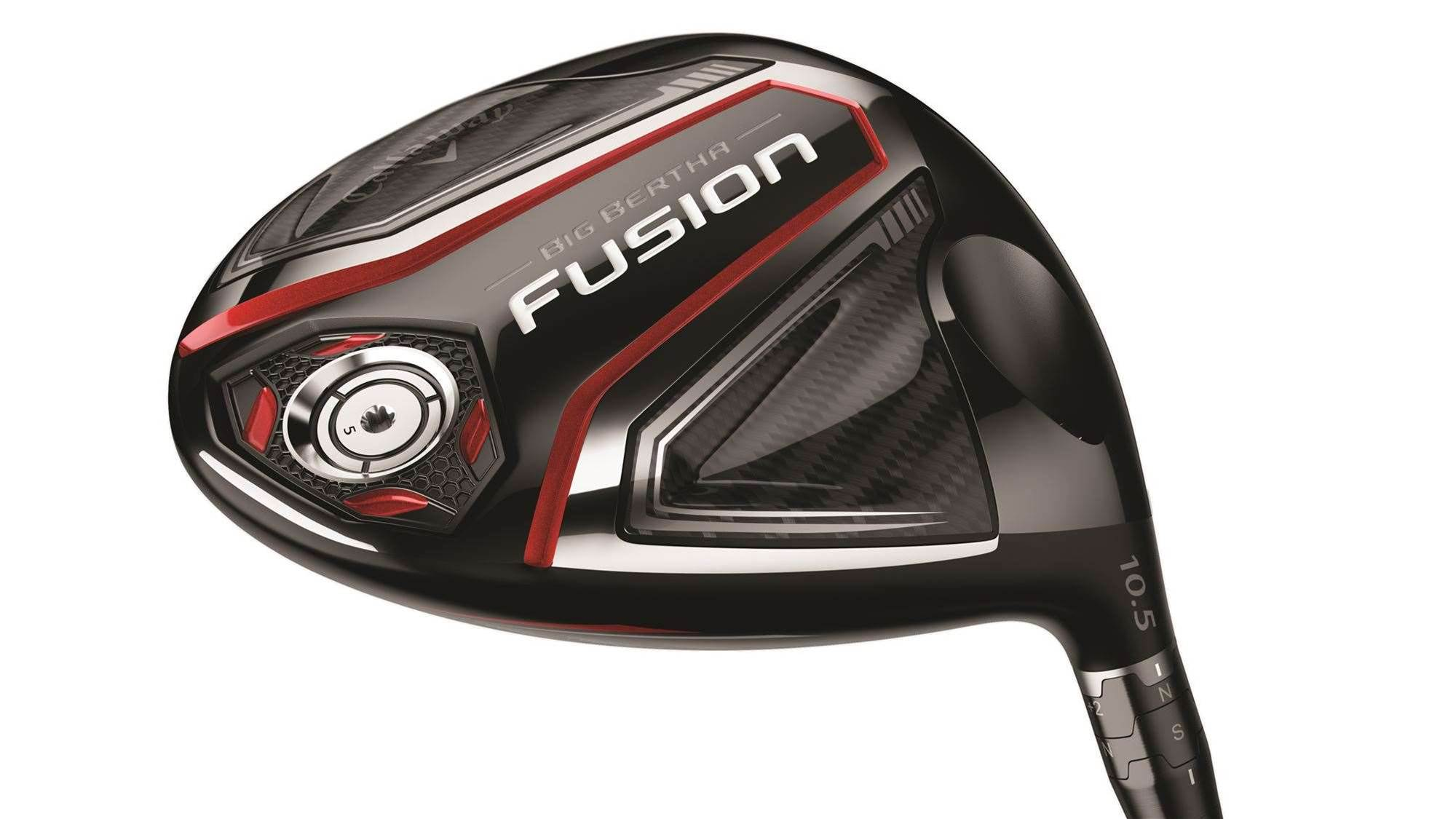 New Gear Callaway Unveils Big Bertha Fusion Woods Golf Australia