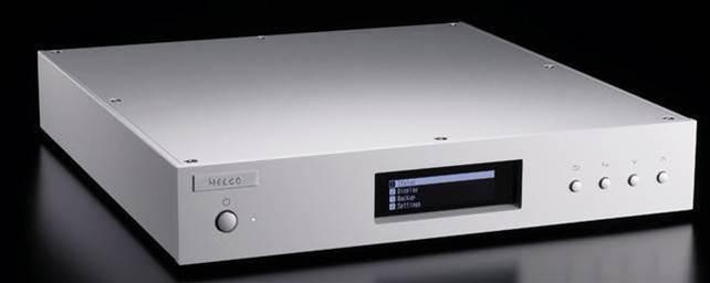 Melco 2nd Gen Digital Music Library