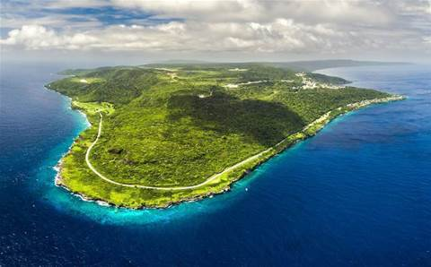 Christmas Island Australia.Nbn Delays Caused 1000 Christmas Islanders To Be Without