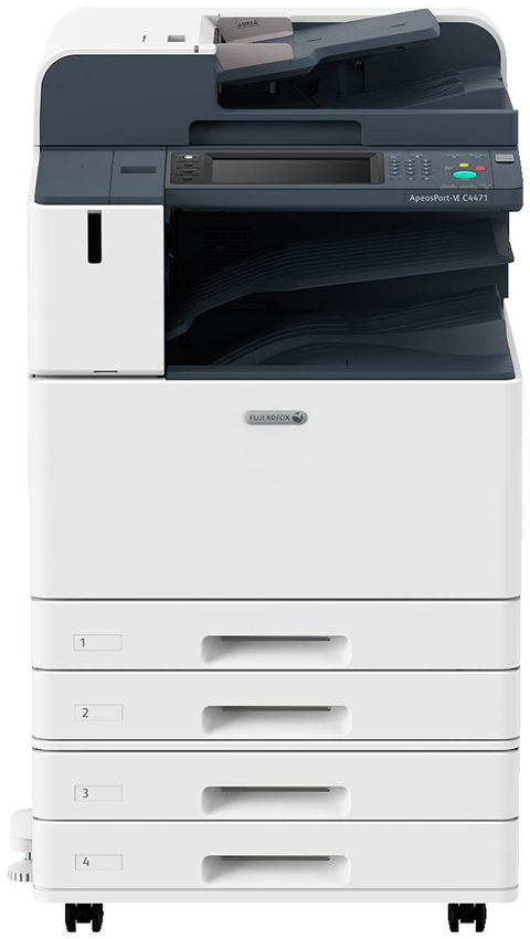 New Fuji Xerox printers make it easier to work in the cloud