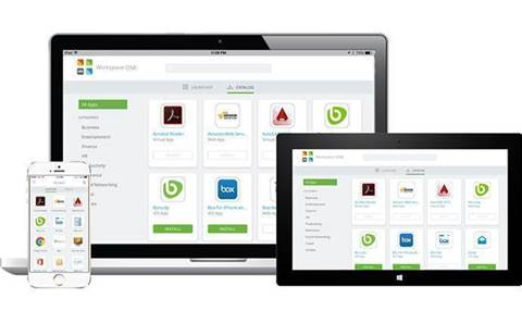 VMware lets IT teams manage Windows, Mac, Chrome, iOS and