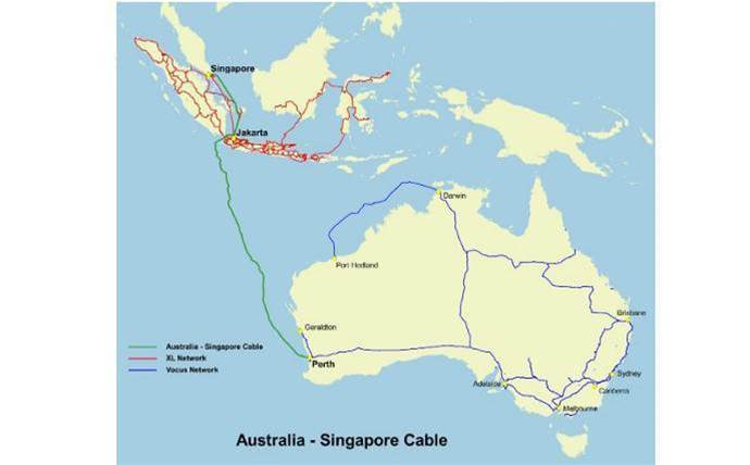 Vocus partners with Alcatel-Lucent Submarine Networks to